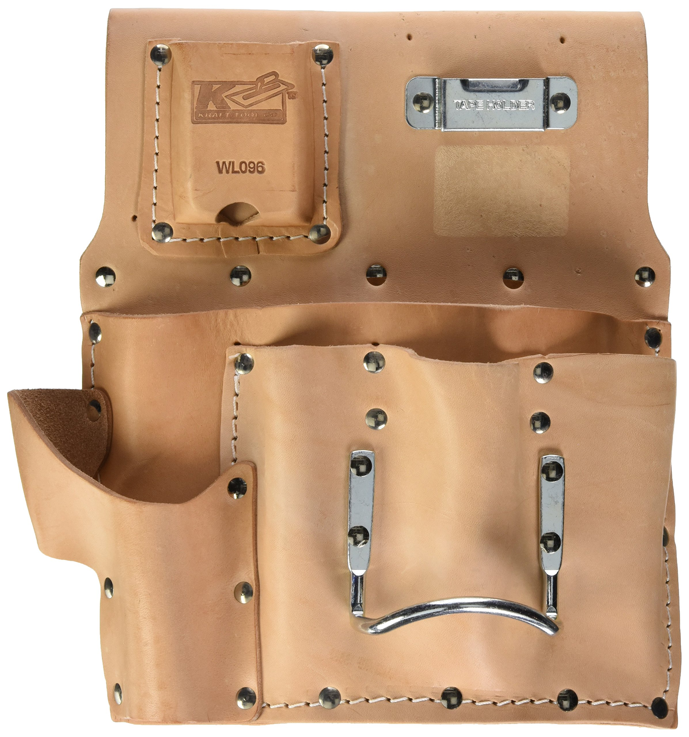 Kraft Tool WL096 Flat Type Drywall Tool Pouch