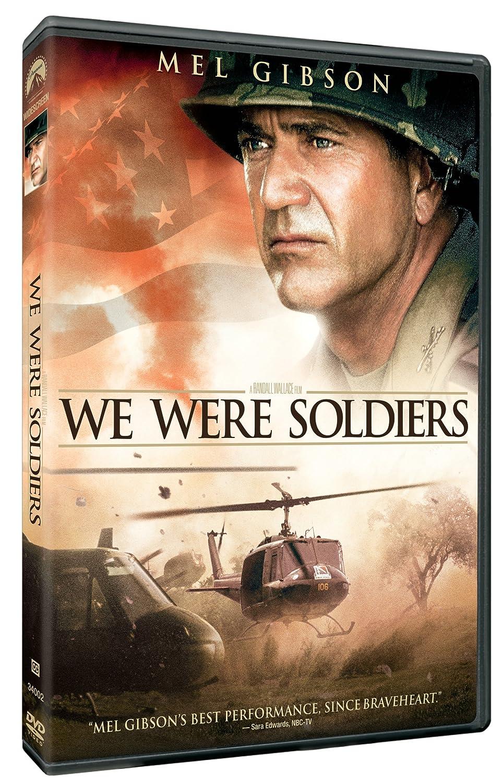 We were soldiers 96