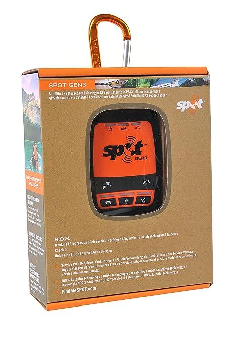 15 opinioni per Spot GEN3- GPS satellitare con funzione di localizzatore e messaggistica,