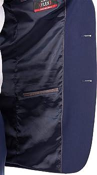 Van Heusen Conjunto de pantalones de traje de negocios Tamazon para hombre