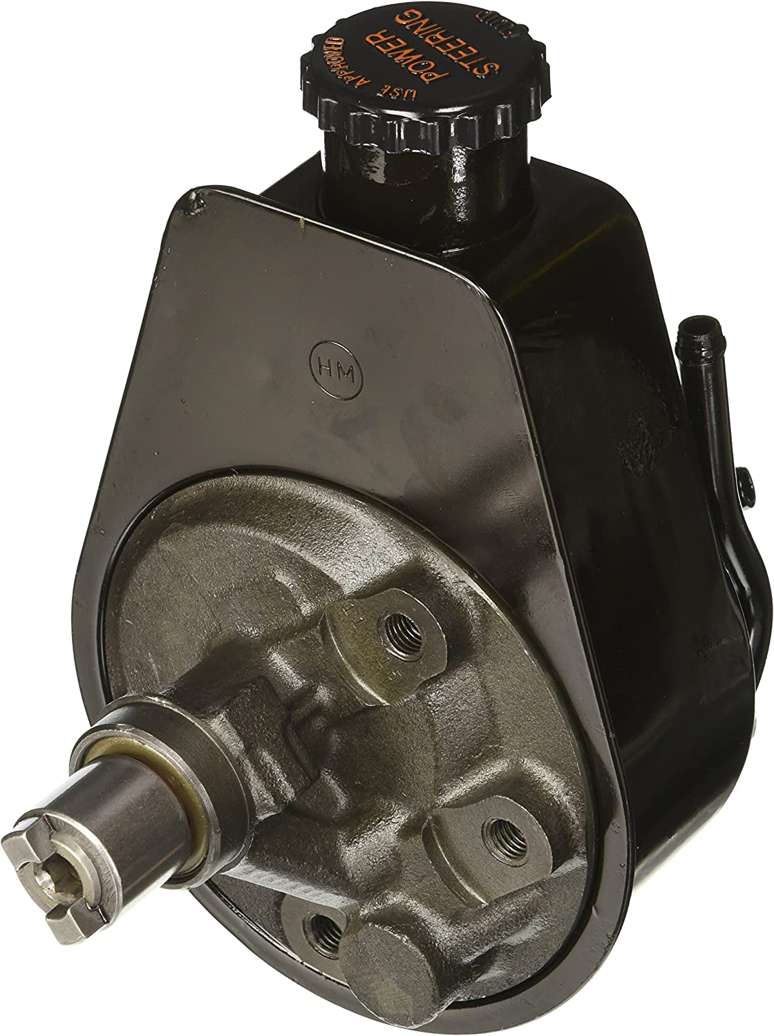 Borgeson 800328 Hi-Flow Power Steering Pump
