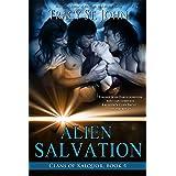 Alien Salvation (Clans of Kalquor Book 4)
