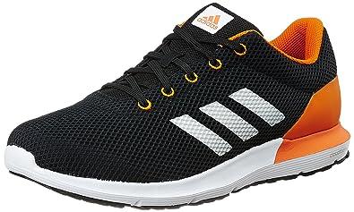 Adidas Cosmic Herren Laufschuh (orangeschwarz)