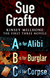 Kinsey Millhone: First Three Novels (English Edition)