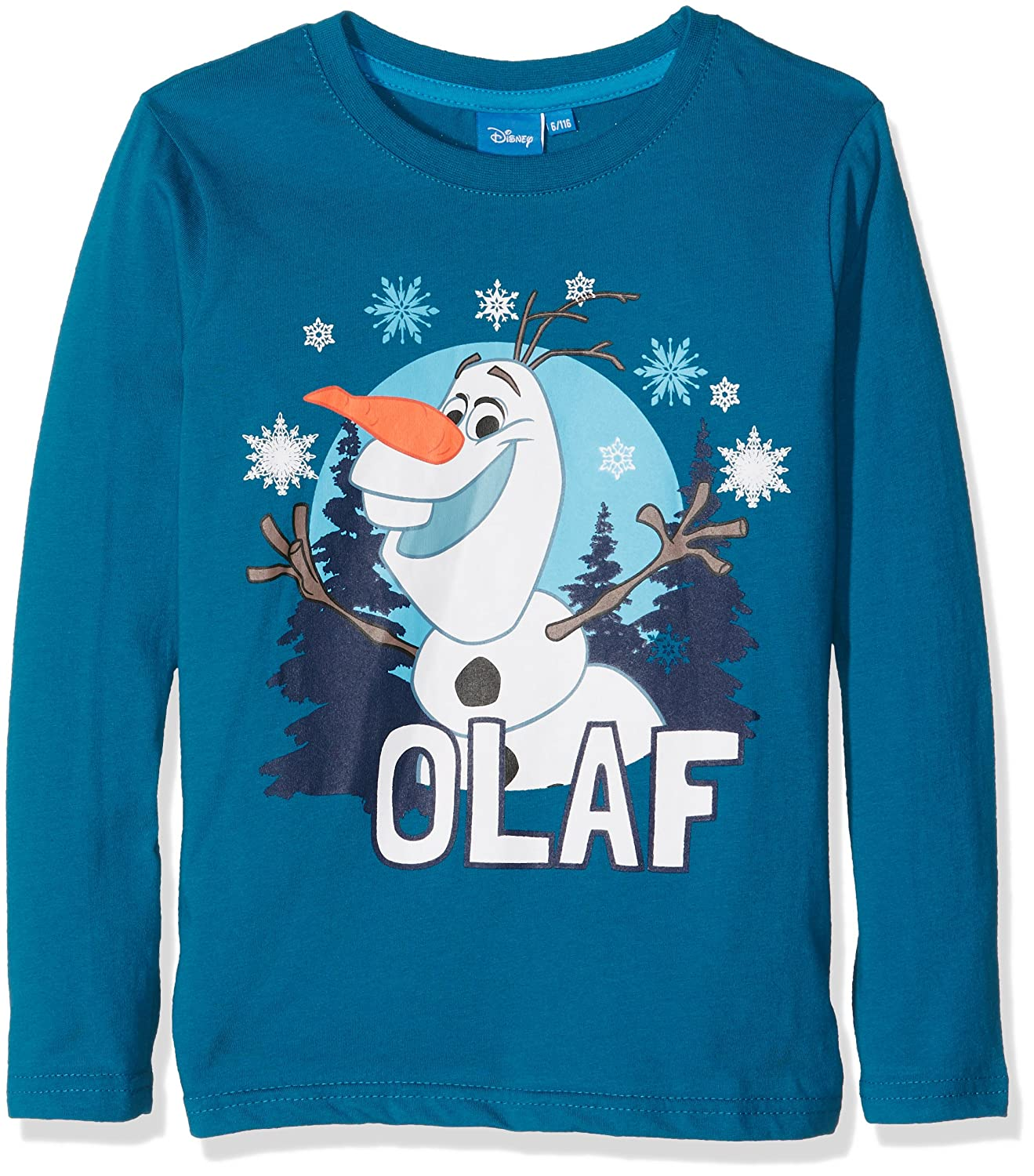 La Reine des Neiges Frozen Boy's Fzol46103 Sweater