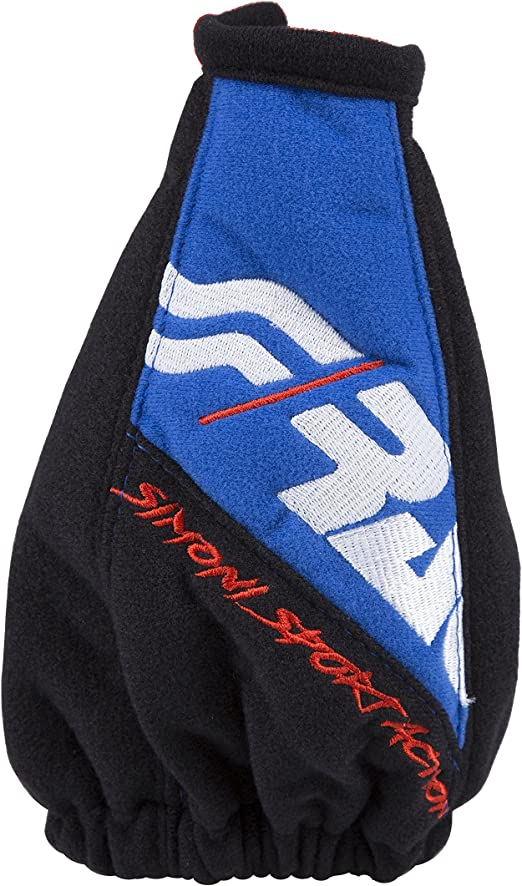 Nero//Rosso Simoni Racing C6112//R Cuffia Cambio
