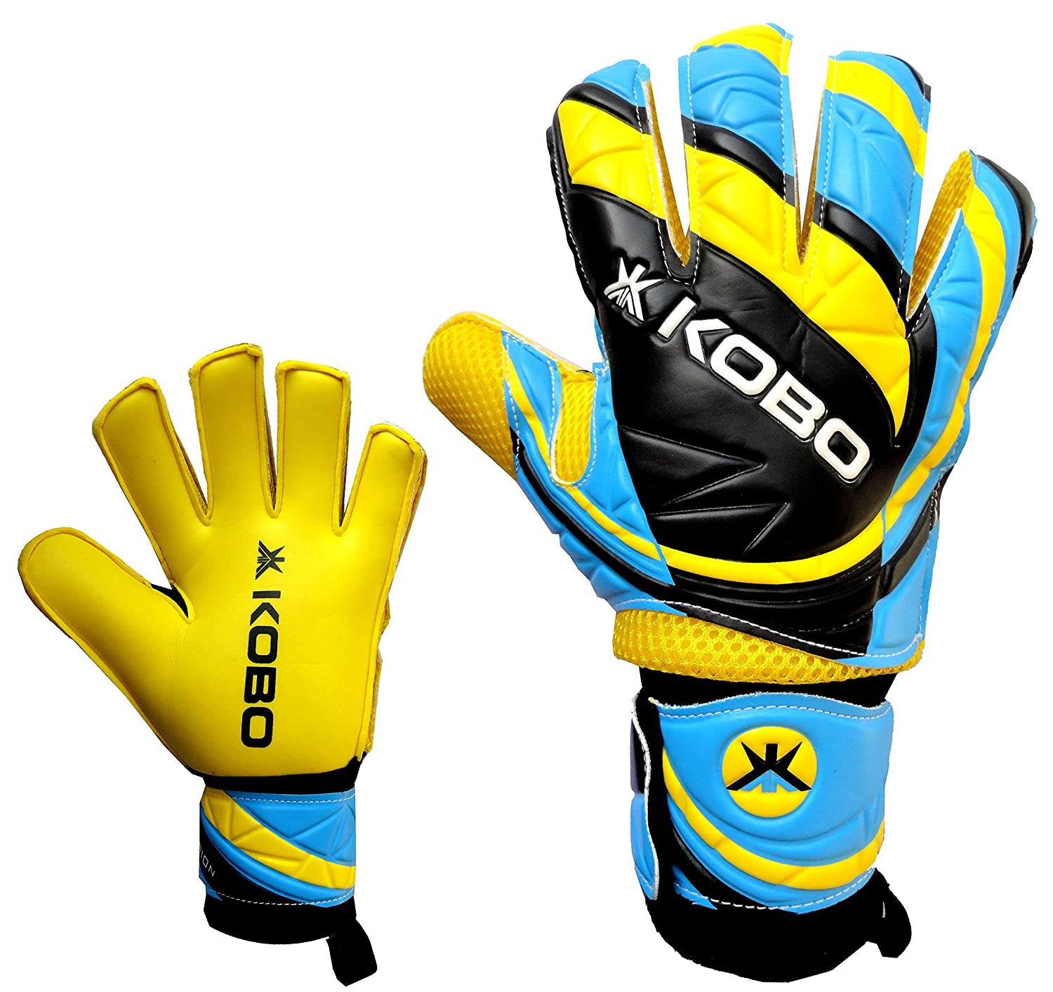 Buy Kobo Champion GoalKeeper Gloves Online at Low Prices in India -  Amazon.in f56efe5e1cae