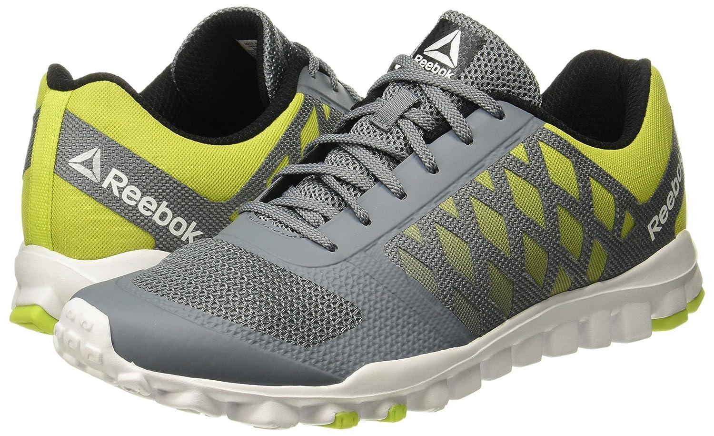 Lp Zapatos De Entrenamiento Multideporte Tr Realflex De Reebok Hombres 50yMx4