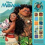 Moana Deluxe Custom Frame Sound Book
