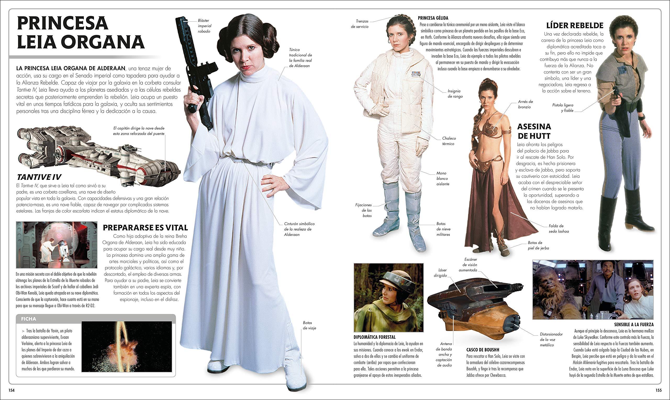 Amazon.com: Star Wars: El gran libro de la galaxia (Spanish Edition) (9781465478719): David Reynolds: Books