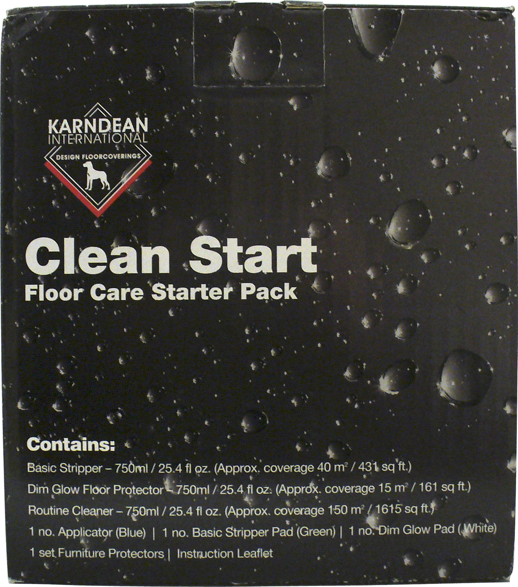 Karndean Floor Cleaner - Starter Kit