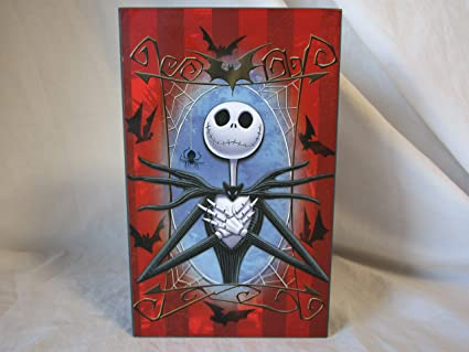 Amazon THE NIGHTMARE BEFORE CHRISTMAS JACK SKELLINGTON Classy How To Decorate Shadow Boxes