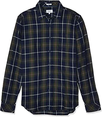 Pepe Jeans - Chase - PM306076 561 Indigo - Camisa Manga Larga - Estampado Cuadros - para Hombre: Amazon.es: Ropa y accesorios