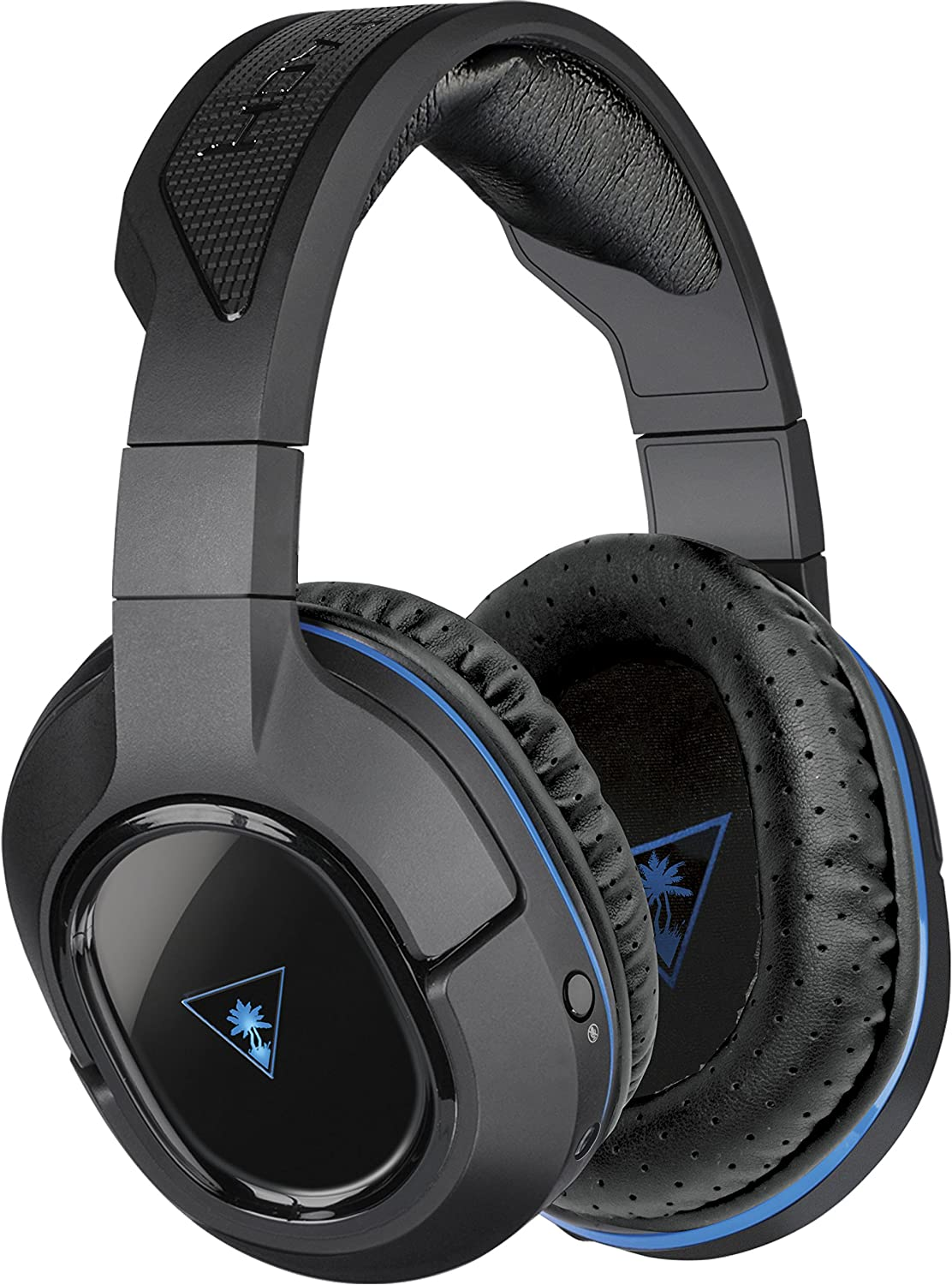 ed9c768b858 Amazon.com: Turtle Beach - Ear Force Stealth 500P Premium Fully Wireless  Gaming Headset - DTS Headphone:X 7.1 Surround Sound - PS4, PS3, and Mobile  Devices ...