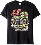 T-Line Men's Ratfink King Fink Graphic T-Shirt