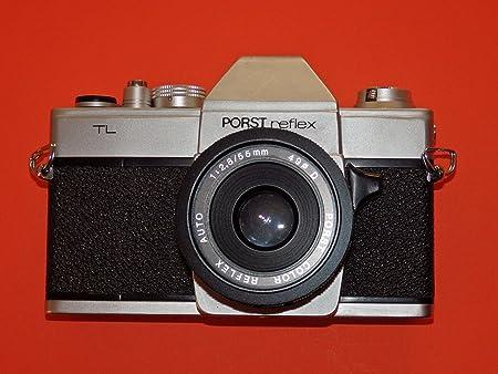 FOTOTECHNIK by LLL Cámara Réflex fotos porst Reflex TL – SLR ...