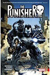 The Punisher: War Machine Vol. 1 (The Punisher (2016-2018)) Kindle Edition