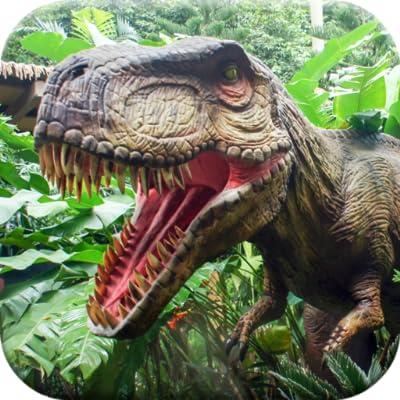 Dino life 🦕: juegos de dinosaurios gratis para niños menores de 6 años: juego de sonidos, rompecabezas y memo
