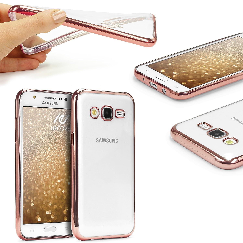Urcover® Samsung Galaxy J5 | Funda Carcasa Protectora Bordes con ...