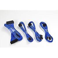 Phanteks PH-CB-CMBO_BL Internal Power Cable - Cables de alimentación Interna (Negro, Azul)
