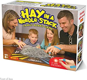 "Prank Pack ""Hayneedle"" - Wrap Your Real Gift in a Prank Funny Gag Joke Gift Box - by Prank-O - The Original Prank Gift Box 