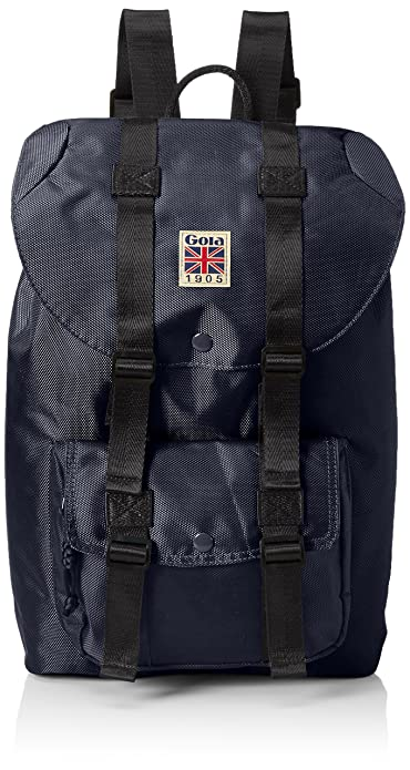 7ce3407593 Gola Bellamy Tech, Sac à dos Mixte Adulte - Gris (Dark Grey/Black ...