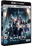 X-Men: Apocalypse [4K UHD + UV Copy] [Blu-ray]