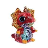 "Aurora World 60771 8-inch ""louee Australian Frilled Lizard"" Soft Toy"