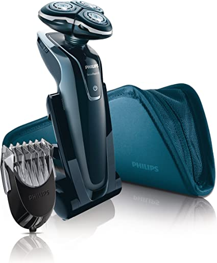 Philips RQ1285/17 - Afeitadora sin cable SensoTouch 3D serie 9000 ...