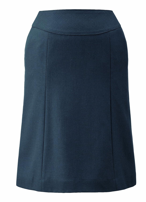 (セレクトステージ) SelectStage オフィスウエア 事務服 フレアスカート 美形スカート(E2454) 【S~XLサイズ展開】 B00BSIOE0K SS グレー グレー SS