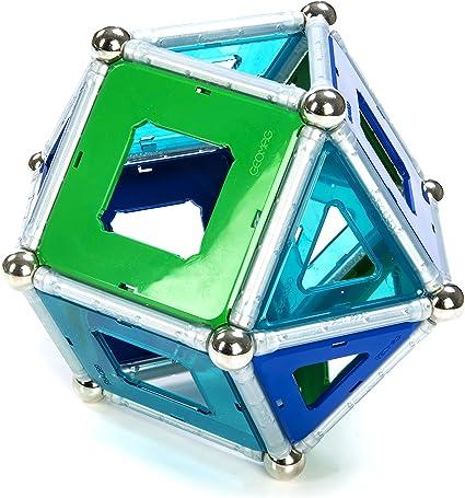 Geomag Panels Juego de construcción (454), 180 piezas, Multicolor: Amazon.es: Juguetes y juegos