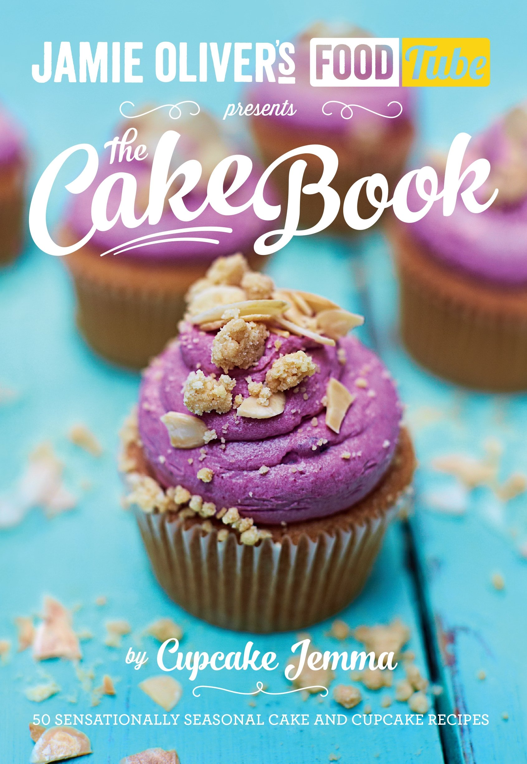 Jamies Food Tube Cake Book product image
