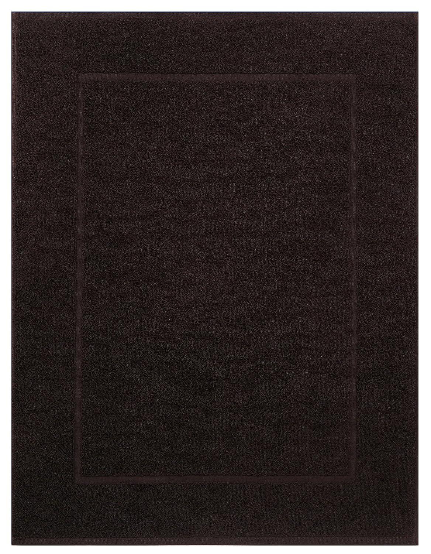Betz. Scendibagno tappeto da bagno tappeto per il bagno Premium, misura: 50 x 70 cm, colore: marrone scuro