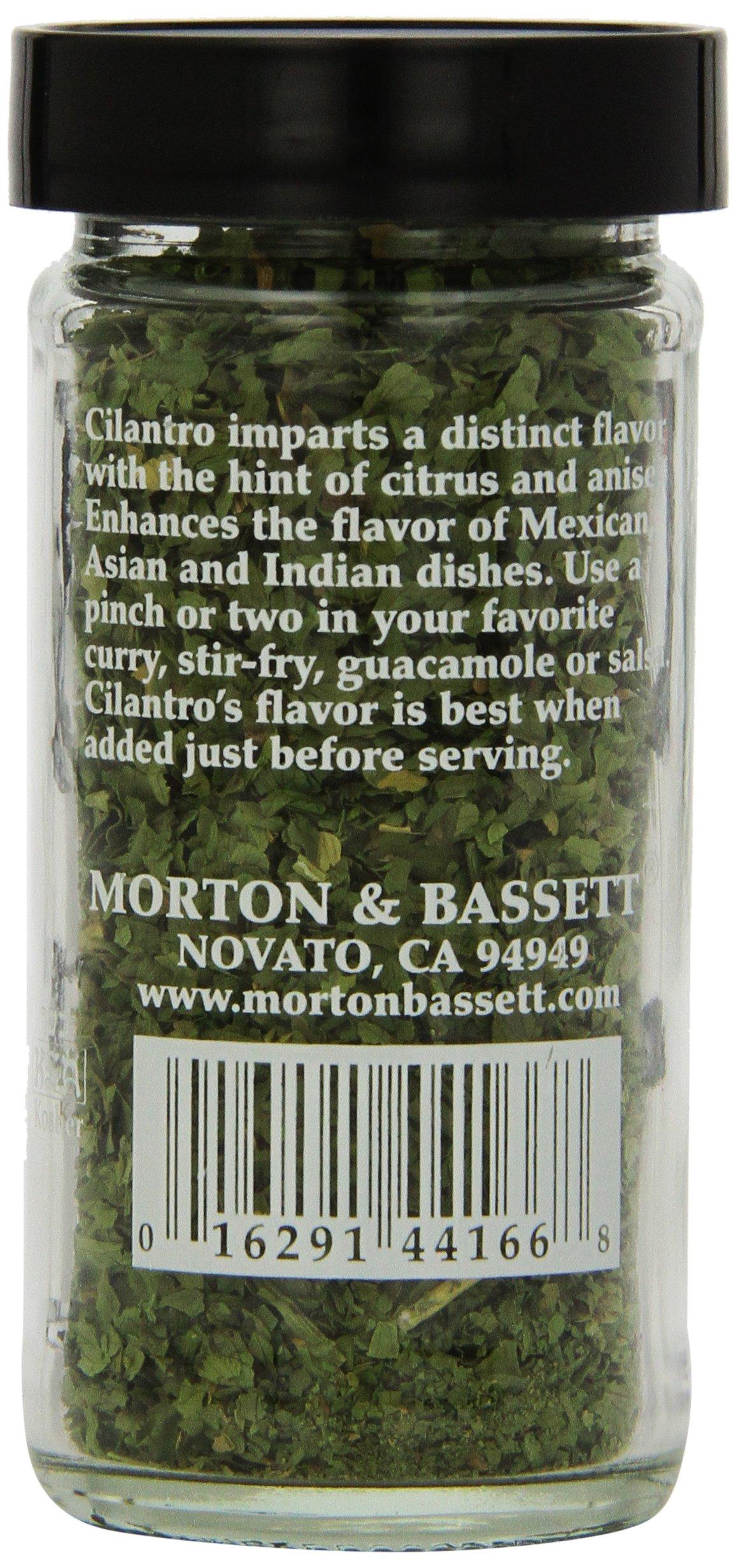 Morton & Bassett Cilantro, 0.3-Ounce Jars (Pack of 3) by Morton & Bassett (Image #2)