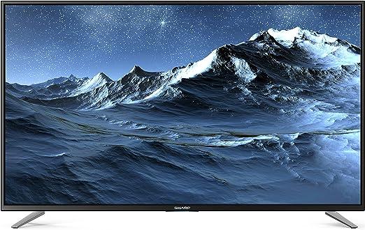 Sharp LC-49CFE6032E - Televisor de 123 cm (49 pulgadas), Full HD, sintonizador triple, Smart TV (televisión inteligente): Amazon.es: Electrónica