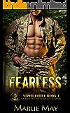 FEARLESS: A Crescent Cove Romantic Suspense (Viper Force Book 1)