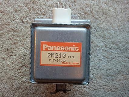 Amazon.com: Magnetron 2M210-M1 - Microondas para horno ...