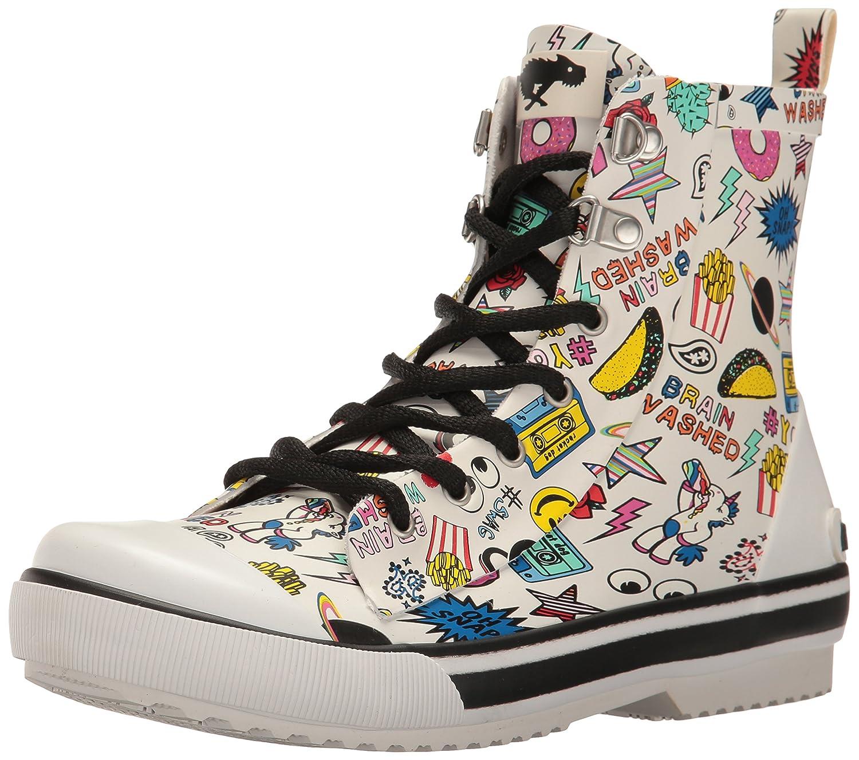 0fac81c749ec Rocket dog womens rainy swag rubber rain boot white multi us rain footwear  jpg 1500x1327 Swag