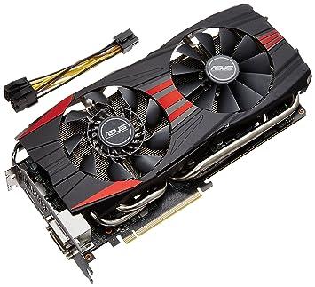 Amazon.com: ASUS Radeon R9 290 – 4 GB GDDR5 SDRAM – PCI ...