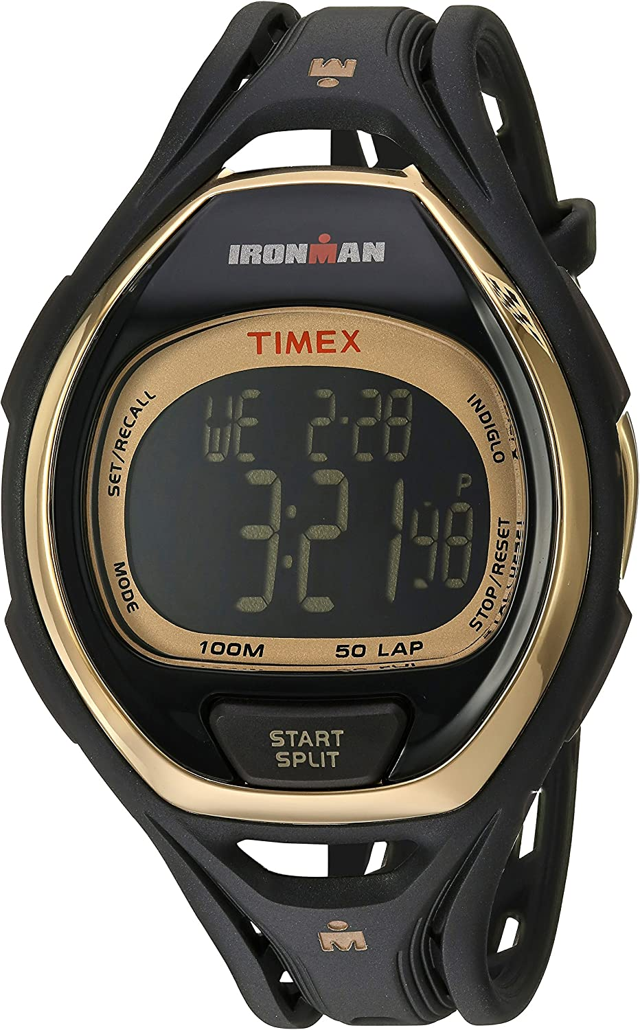 Timex Unisex Ironman Sleek 50 Resin Strap Watch