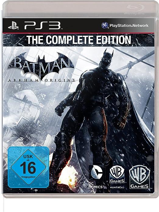 Batman: Arkham Origins - The Complete Edition [Importación Alemana]: Amazon.es: Videojuegos