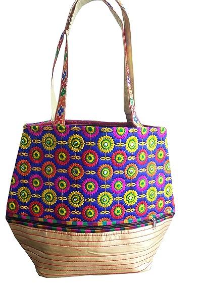 179cc29b6668 Gujarati Traditional shoulder bag