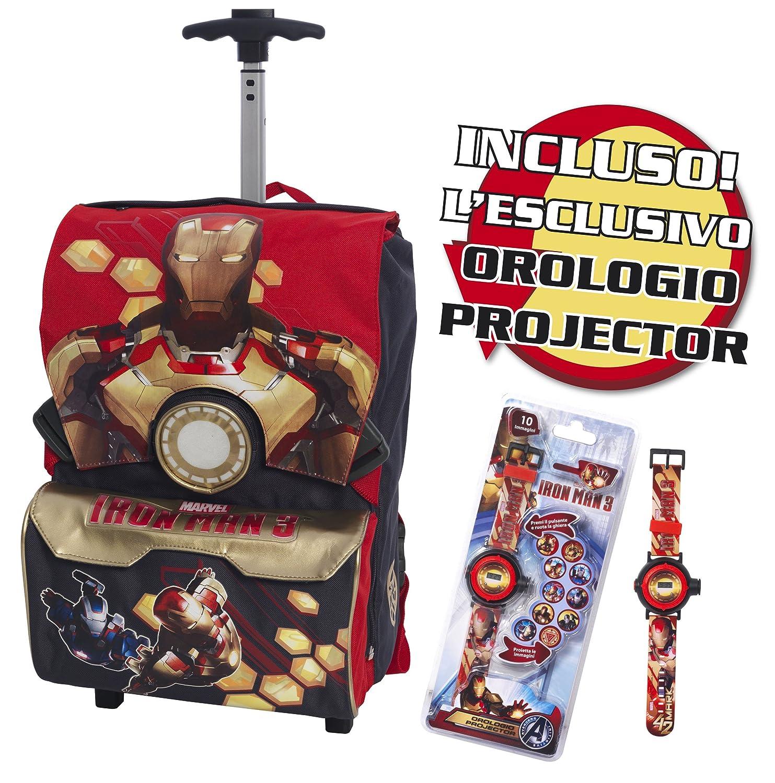 Giochi Preziosi LSC12682 Deluxe - Mochila con Ruedas (con Reloj ...