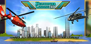 Helicopter Landing 3D by Tapinator