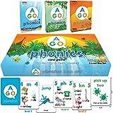 AGO フォニックス 3レベル セット 第2版 英語 カードゲーム