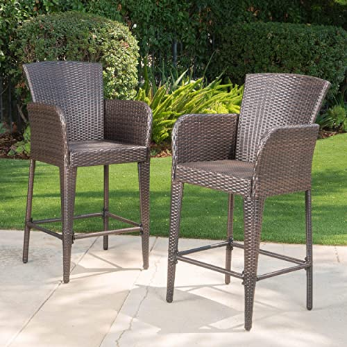 Deal of the week: Christopher Knight Home 298899 Anaya Wicker Bar Stool
