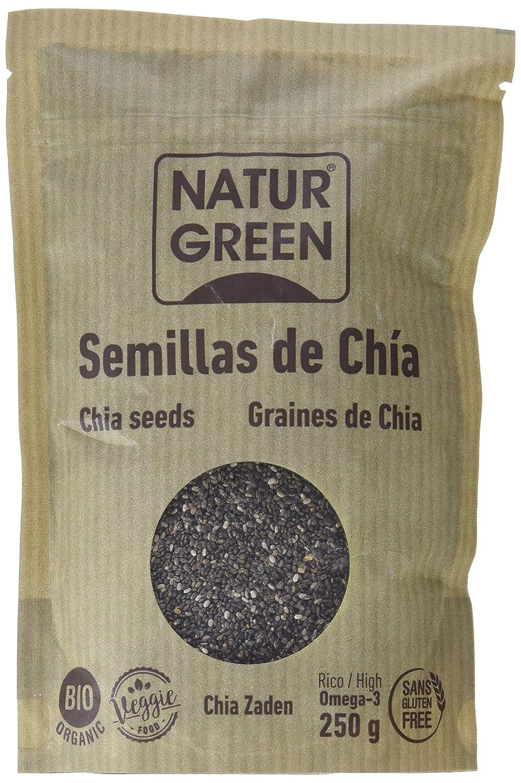 Naturgreen Complementos - 6 Paquetes de 100 gr - Total: 600 gr