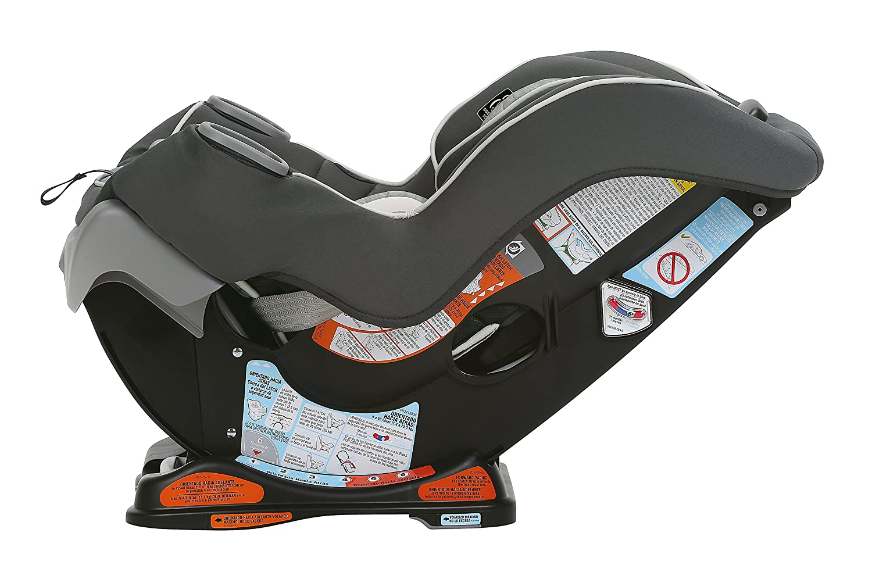 Davis Graco Extend2Fit Convertible Car Seat