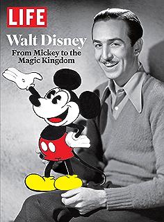 Amazon walt disney an american original disney editions life walt disney from mickey to the magic kingdom fandeluxe Gallery