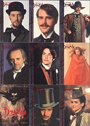 Bram Stoker S Dracula Movie 1992 Topps Complete Base Card Set Of 100 At Amazon S Entertainment Collectibles Store